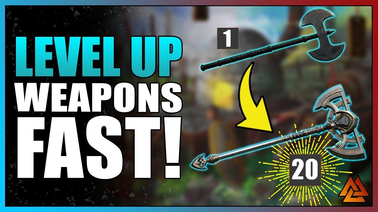new world weapon guide