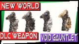New World: Void Gauntlet – New Weapon